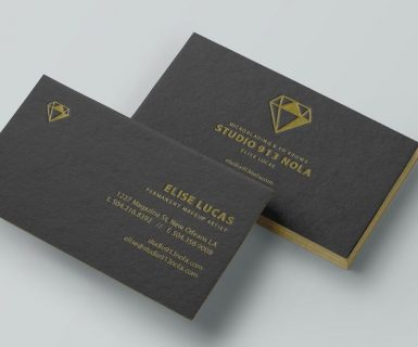 Studio 913 NOLA Branding